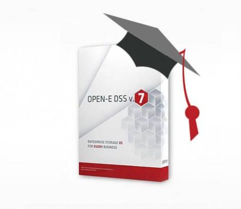 Open-E DSS V7 for Educational Institutions