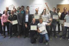 OECE technical training for Open-E JovianDSS