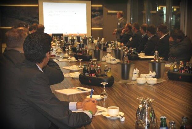 Open-E workshops held with TAROX and macle