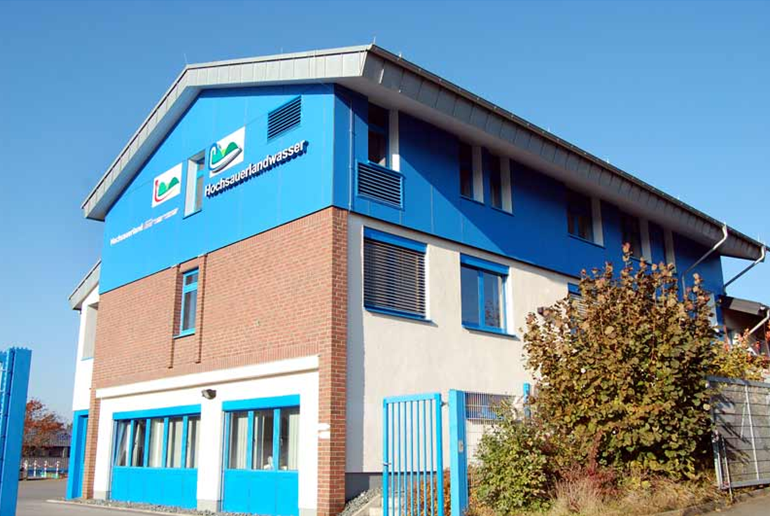 Hochsauerlandwasser GmbH building