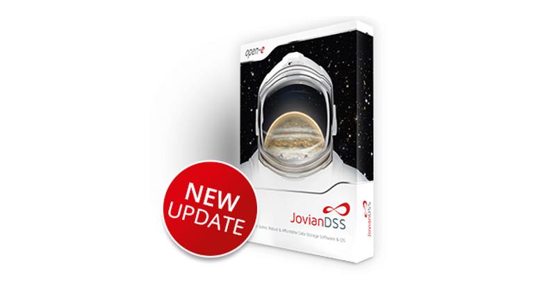 Open-E JovianDSS up11
