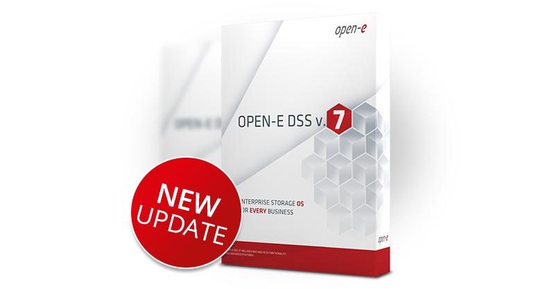 Open-E DSS V7 up56
