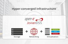 Hyper-converged platform