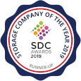 SDC Awards 2019 Runner-Up in Storage Company of the Year Category