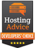 HostingAdvice Developers' Choice™ (2017)