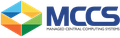 MCCS (Managed Central Computing Systems) logo