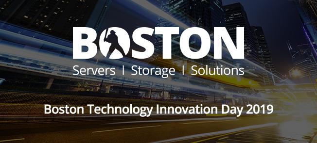 Boston Technology Innovation Day 2019
