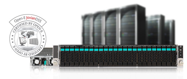 image of Pointer Systems Blackney 4 SS - R710 ZFS  powered by Open-E JovianDSS