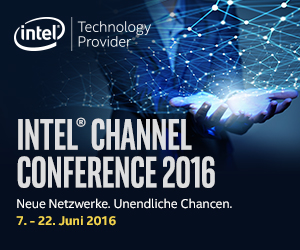 Intel Channel Conference 2016