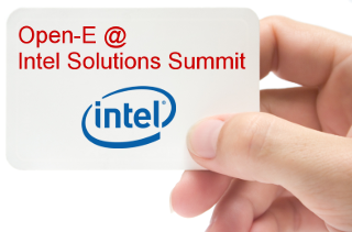 Open-E @ Intel Solutions Summit