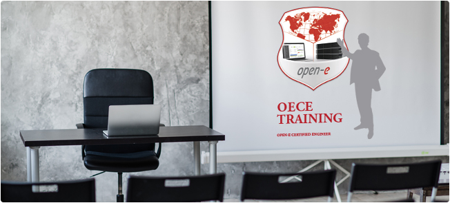 Open-E Certified Engineer Trainings in 2021