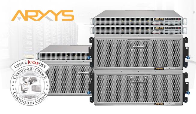 Arxys Shield-Prime and Core