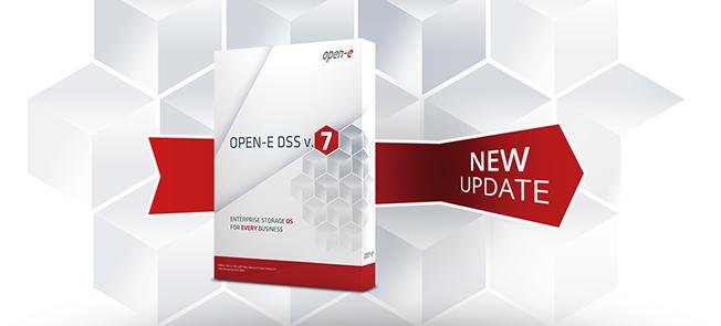 Open-E DSS V7 up57