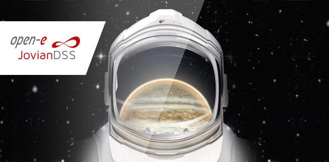 Open-E JovianDSS Visual