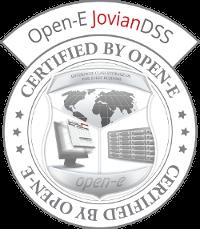 Open-E JovianDSS Certification