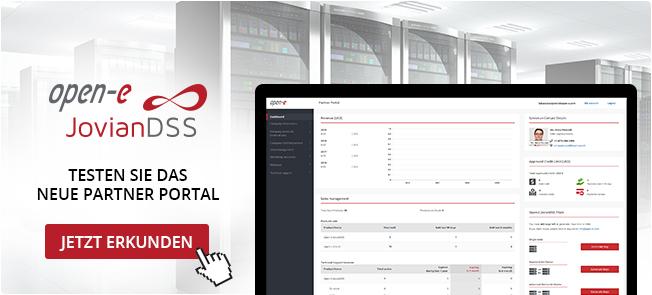 Testen Sie das neue Partner Portal