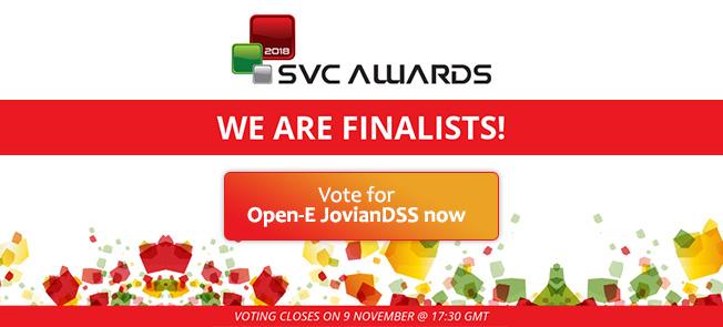 SVC Awards 2018 Voting