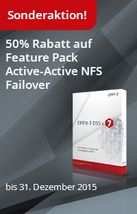 Sonderaktion NFS Failover