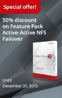 Special offer NFS failover