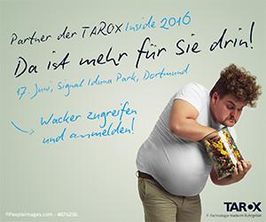 TAROX Inside 2016