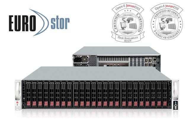 EUROstor ES-8700 JDSS