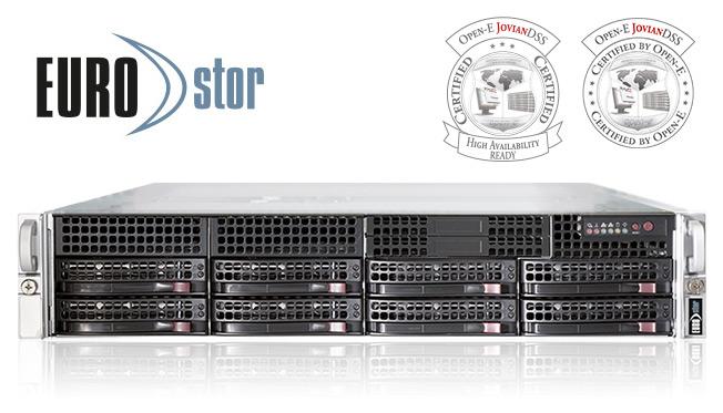 EUROstor ES-8708XSS JDSS
