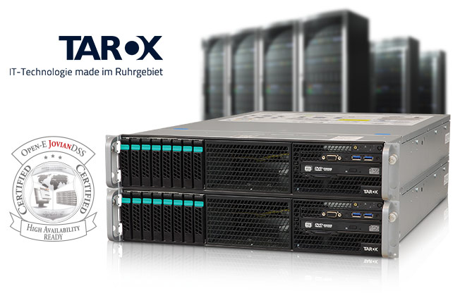 TAROX ParX R2082i G5 High Availability Ready