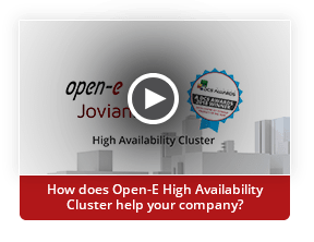 Open-E JovianDSS High Availability Cluster video miniature